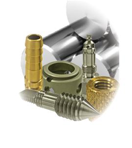 PFI Precision Medley Machined Parts